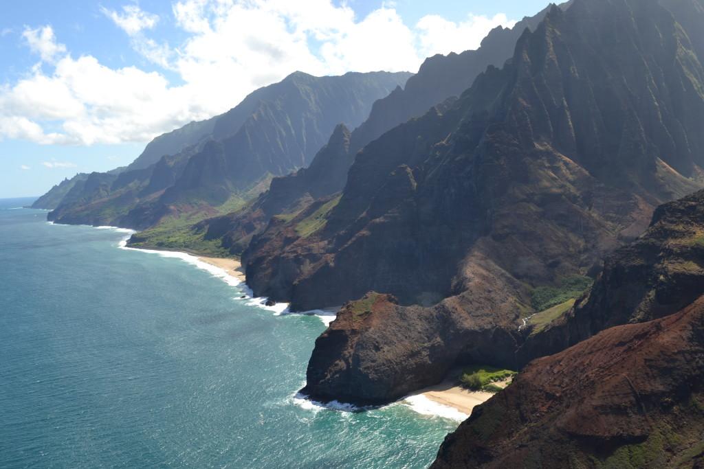 Hanakapiai Beach Hike - Kauai, Hawaii