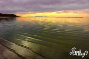 Bridger Bay Beach - Antelope Island State Park