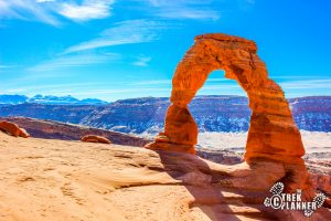 Delicate Arch - Arches National Park Utah