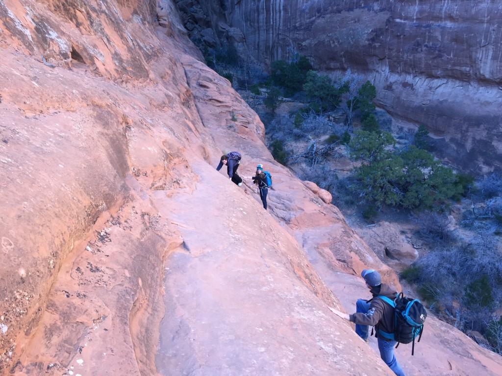Primitive Trail Loop