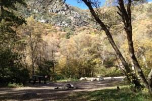 Sunset Campground - Farmington Utah