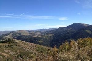 Francis Peak - Davis County Utah