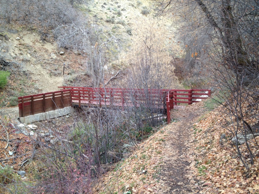 Parrish Creek Bridge
