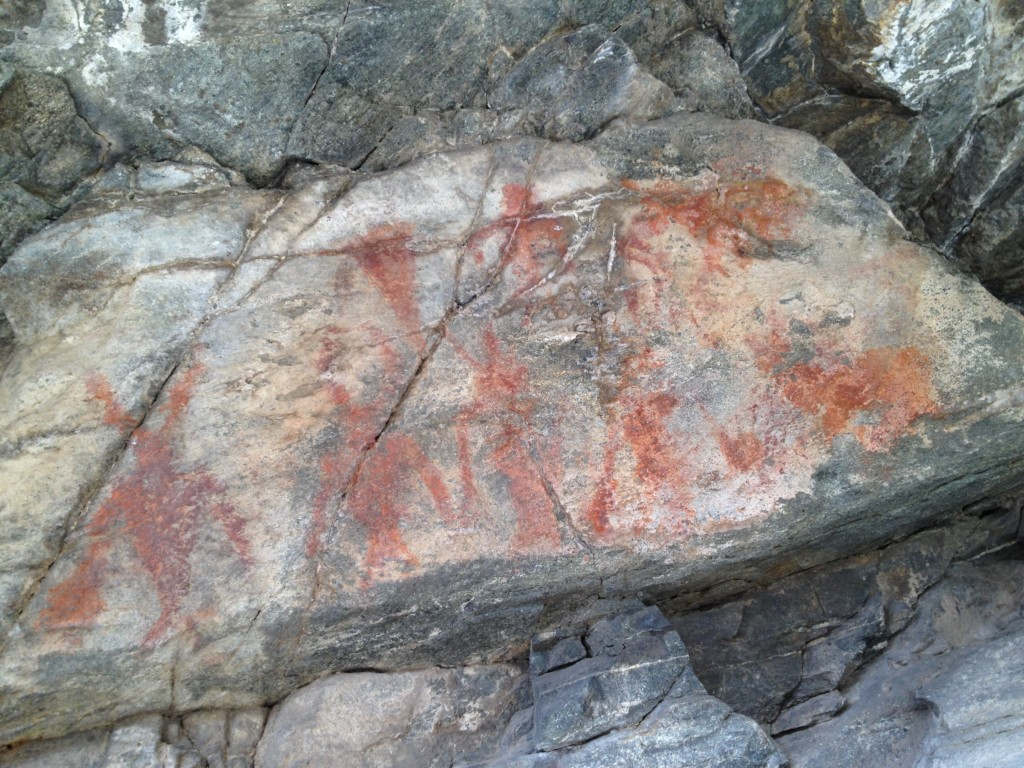 Parrish Creek Pictographs