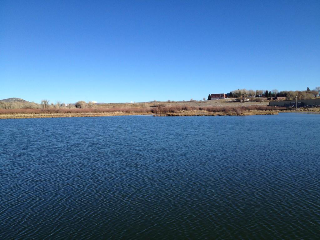 Ice Ponds