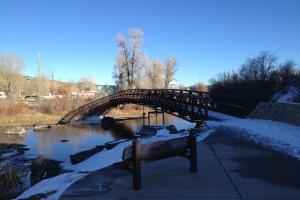 Bear River Greenway - Evanston Wyoming