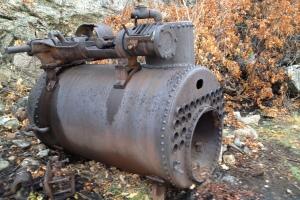 The Rhymney Mine - Farmington Utah