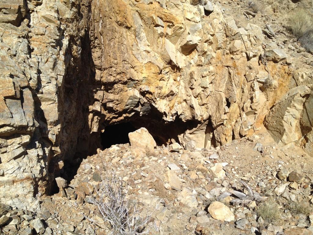 Desert Flower Mine Newfoundland Mountains Utah The