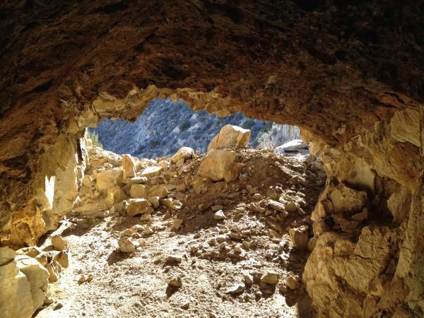 Desert Flower Mine - Newfoundland Mountains - Utah