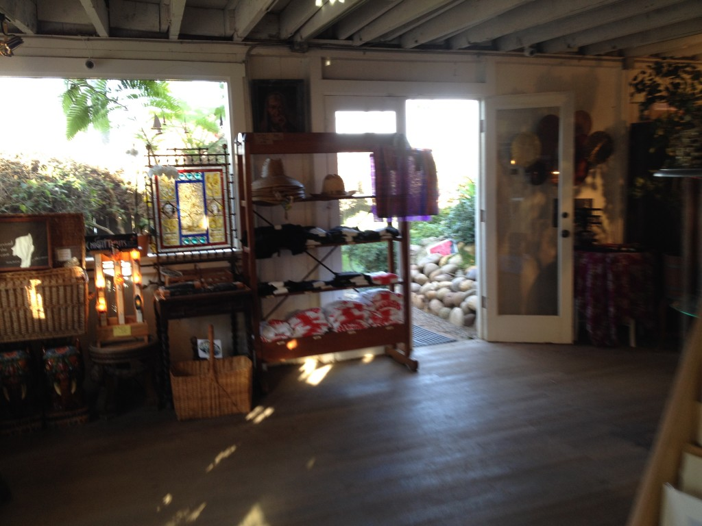 Inside the Cave Store