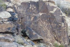 Parowan Gap - Parowan Utah