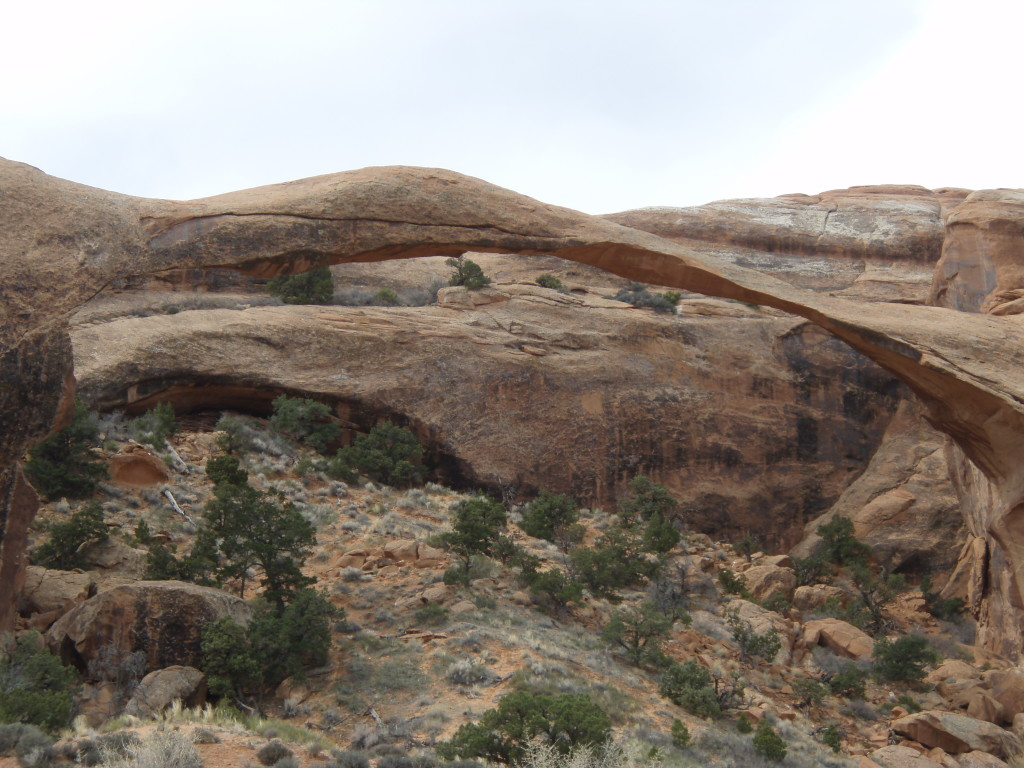 The longest arch in the world