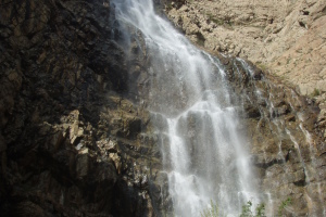 Waterfall Canyon - Malan's Waterfall - Ogden Utah