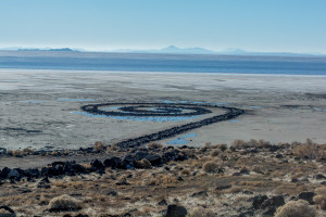 Spiral Jetty - Golden Spike - Promontory Scenic Drive
