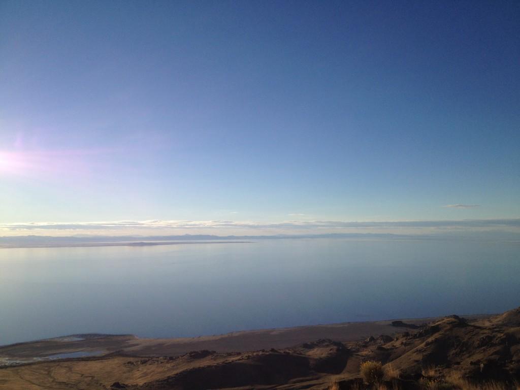 Antelope Island State Park