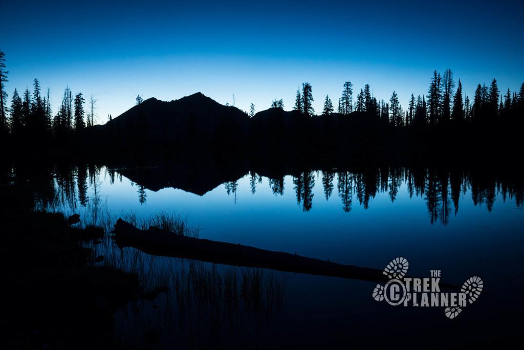 Notch Lake - Uinta Mountains