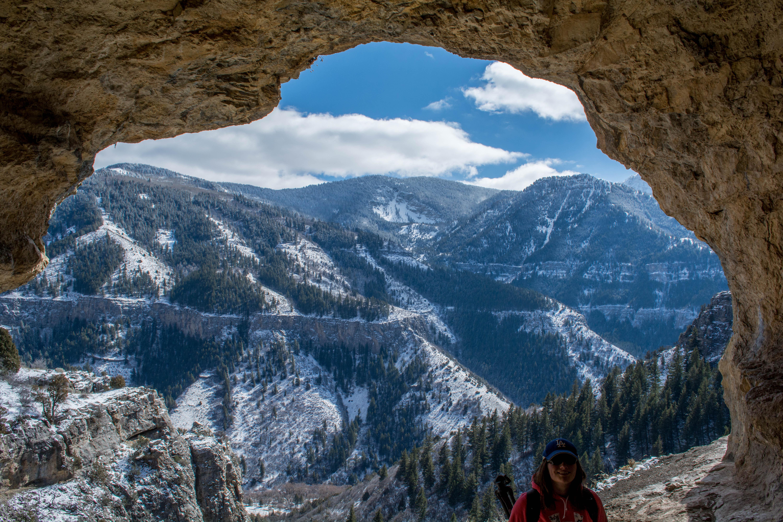 wind cave trail  u2013 logan canyon