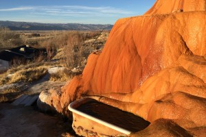 Mystic Hot Springs - Monroe Utah