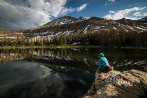 Ryder Lake - Uinta Mountains
