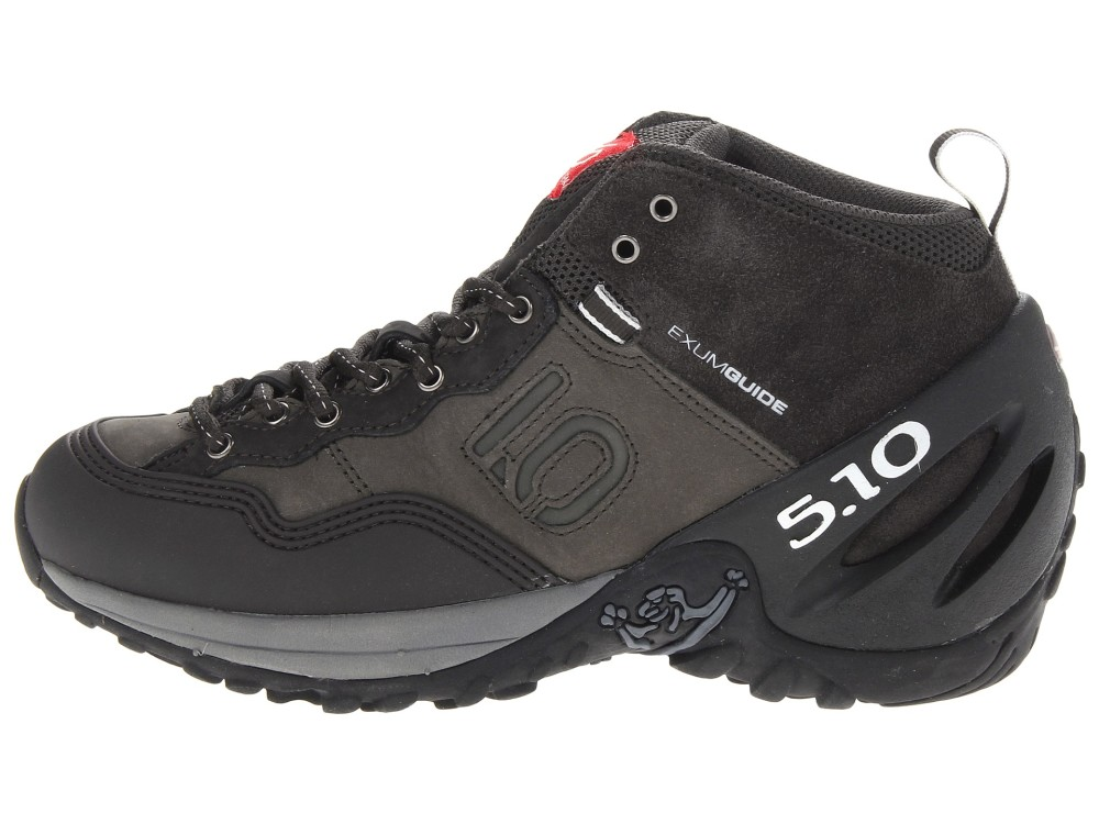 Men's five ten 5. 10 exum guide hiking mid shoes size us 8. 0.