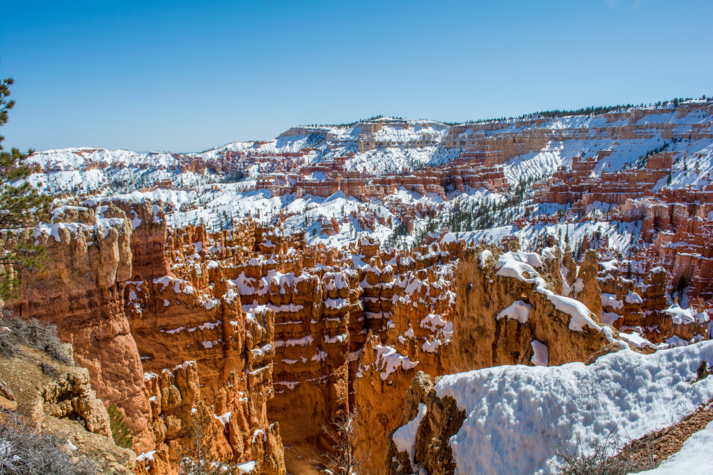 Bryce Canyon National Park - Scenic Drive