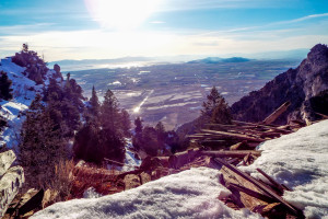 Baker Mine - Brigham City