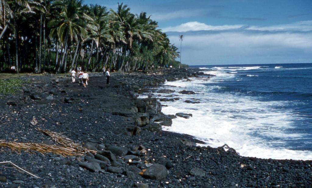 Kaimu Beach Park 1959