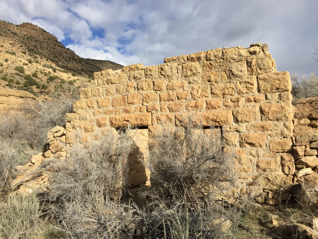Sego Ghost Town