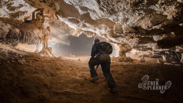 Goshute Cave