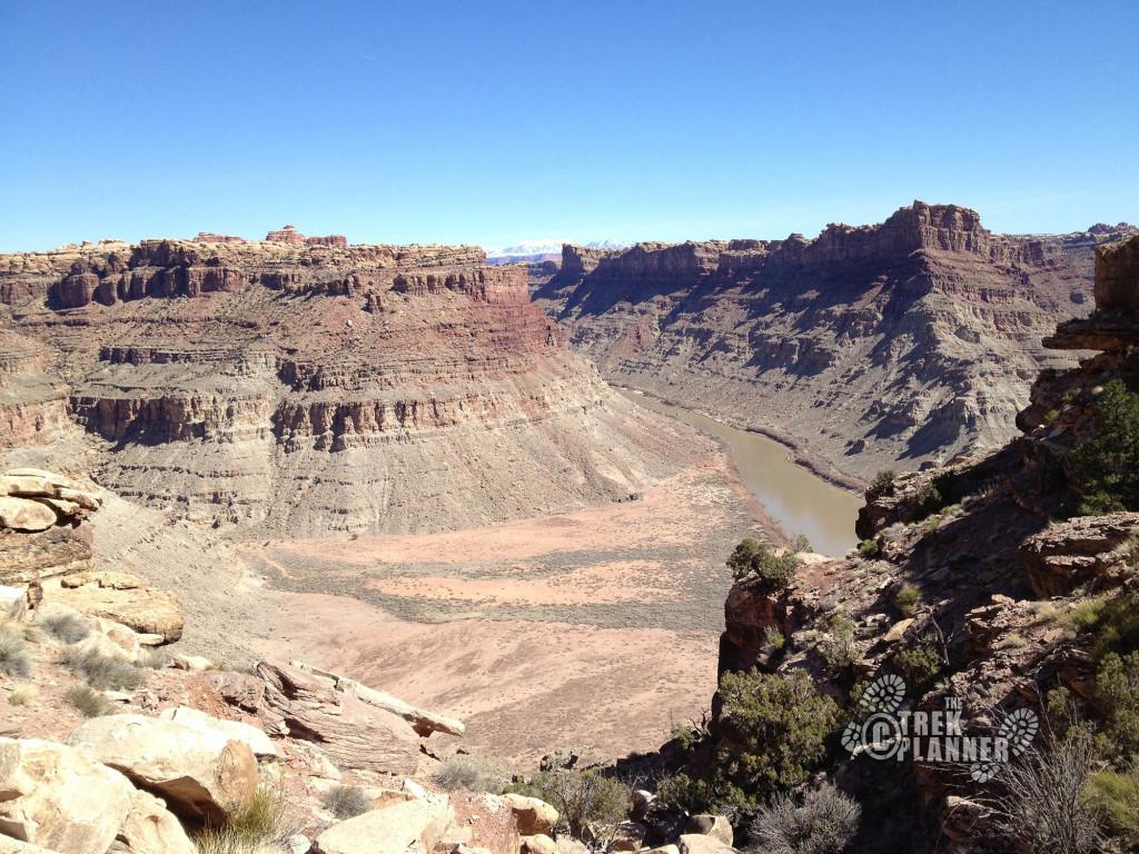 Canyonlands: Spanish Bottom