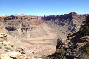 Canyonlands: Spanish Bottom