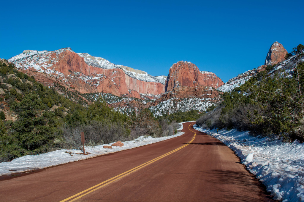 Kolob Canyons - Zion National Park