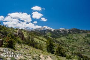 Deep Creek Mountains - Toms Canyon