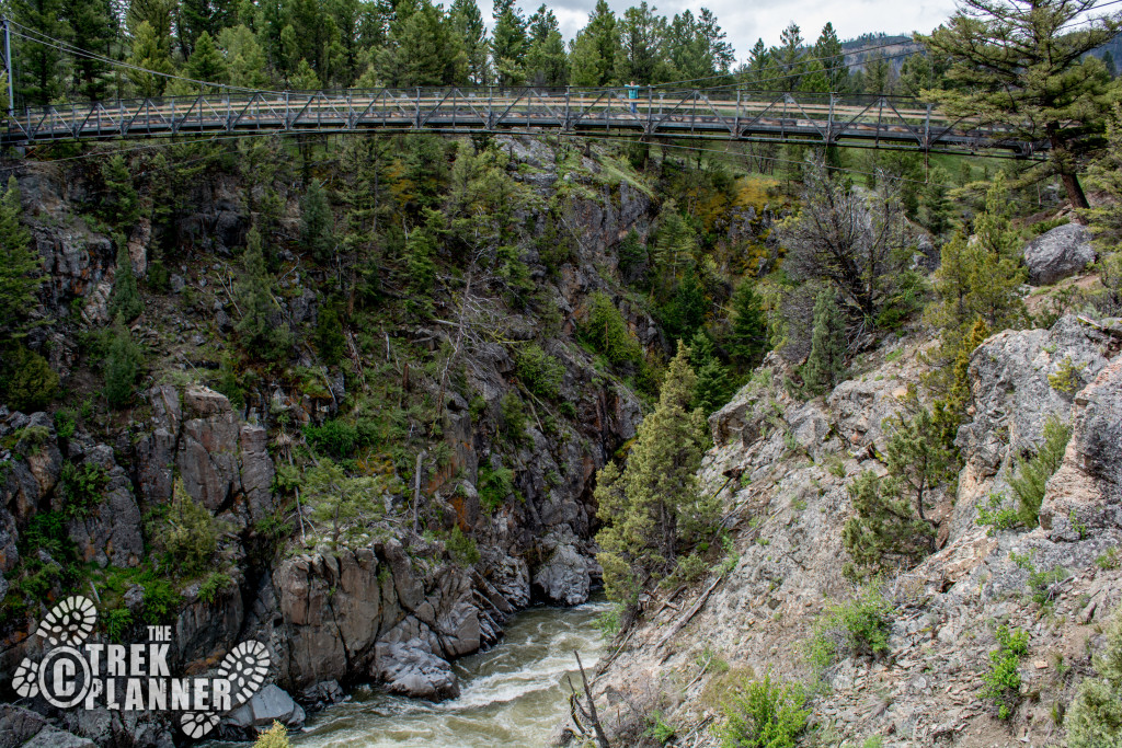 Black Canyon of the Yellowstone - Hellroaring Trail