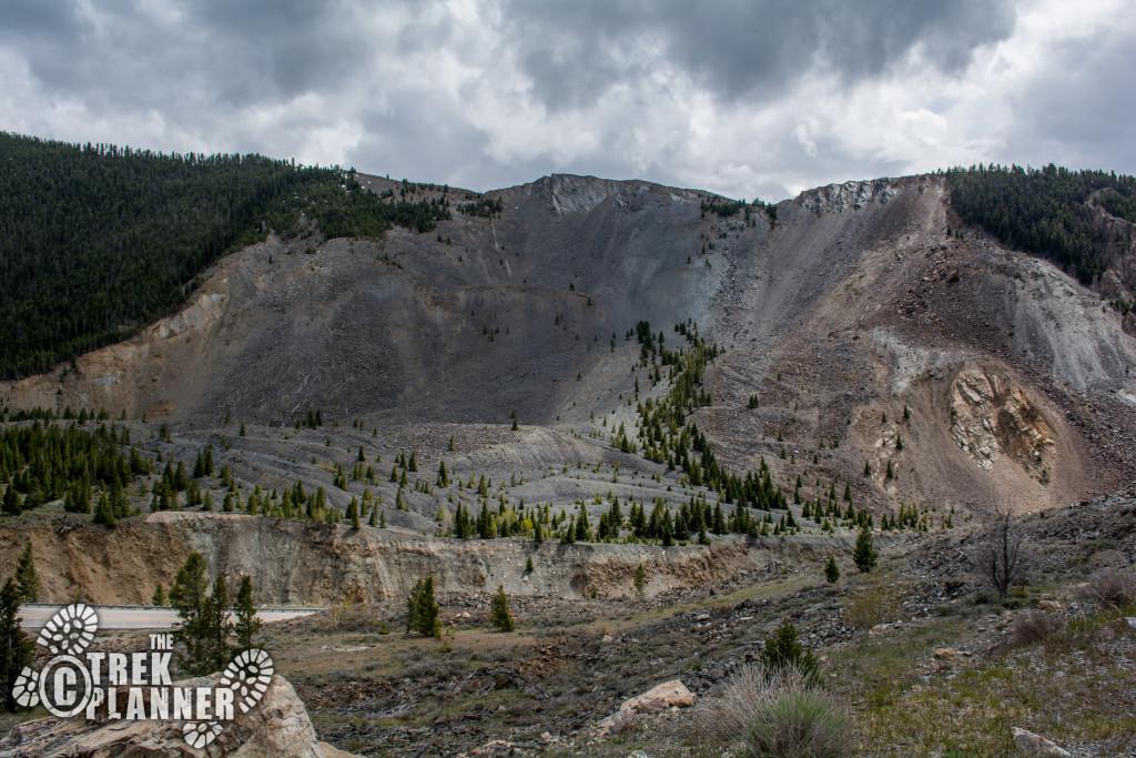 Quake Lake - Montana