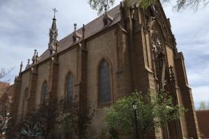 Loretto Chapel - New Mexico