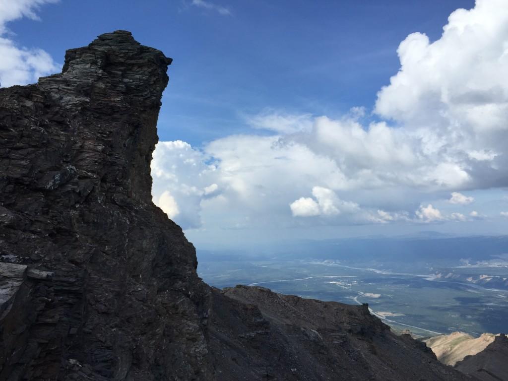 Here is Castle Rock