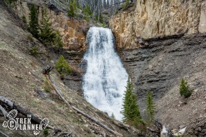 Sheep Creek Falls - Yellowstone/Silver Gate/Cooke City - Montana