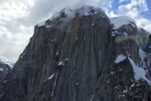 Ruth Glacier - Denali National Park Alaska