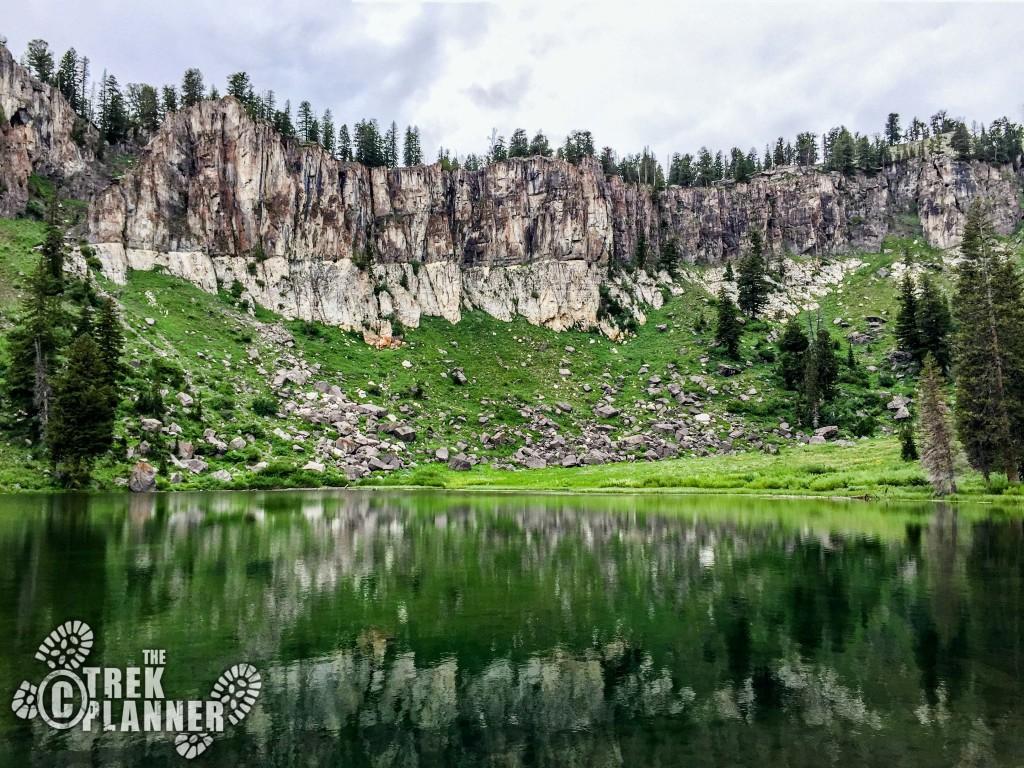 White Pine Lake - Logan Canyon
