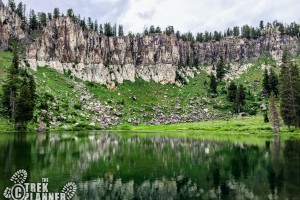 White Pine Lake - Logan Canyon