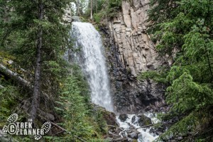 Lost Creek Falls - Yellowstone National Park
