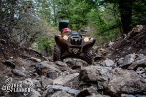 Providence Canyon Off Road - Logan, Utah