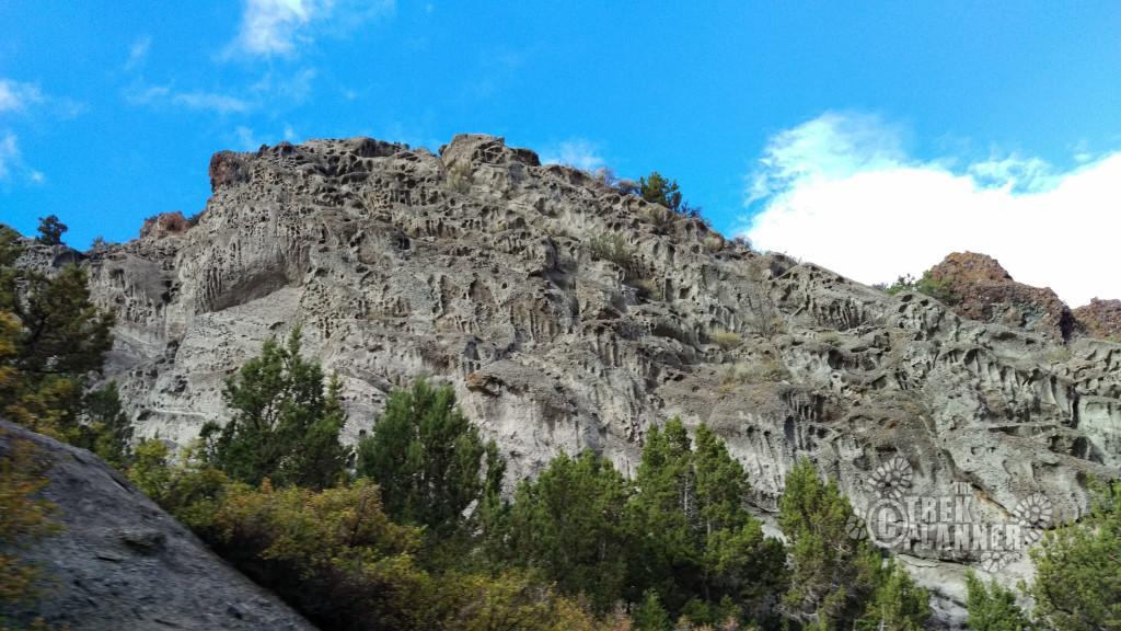 Awesome Limestone Cliffs