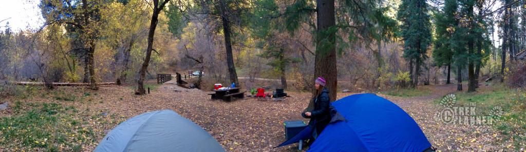 Great Campsite.
