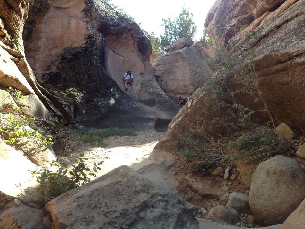 Yankee Doodle Canyon