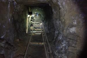 Wandering Jew Mine - Jacob City Utah