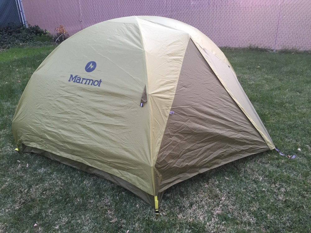 Marmot Tungsten 3p Tent : marmot backpacking tent - memphite.com