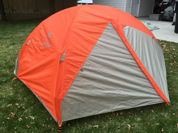 Marmot Tungsten & Marmot Tungsten 3p Tent | The Trek Planner