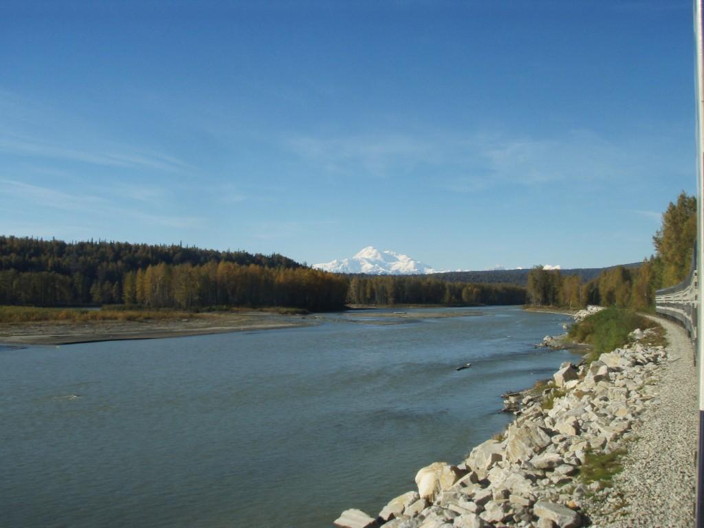 Alaskan Railroad Adventure